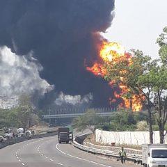 Pipa Terbakar, TBBM Cikampek Dukung Pasokan BBM Purwakarta