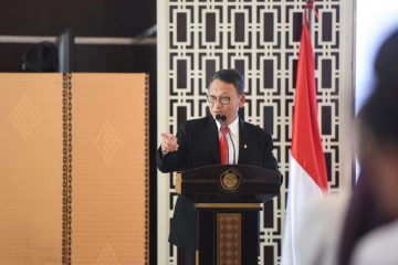 PR Arifin Tasrif, Transisi Energi Menuju EBT