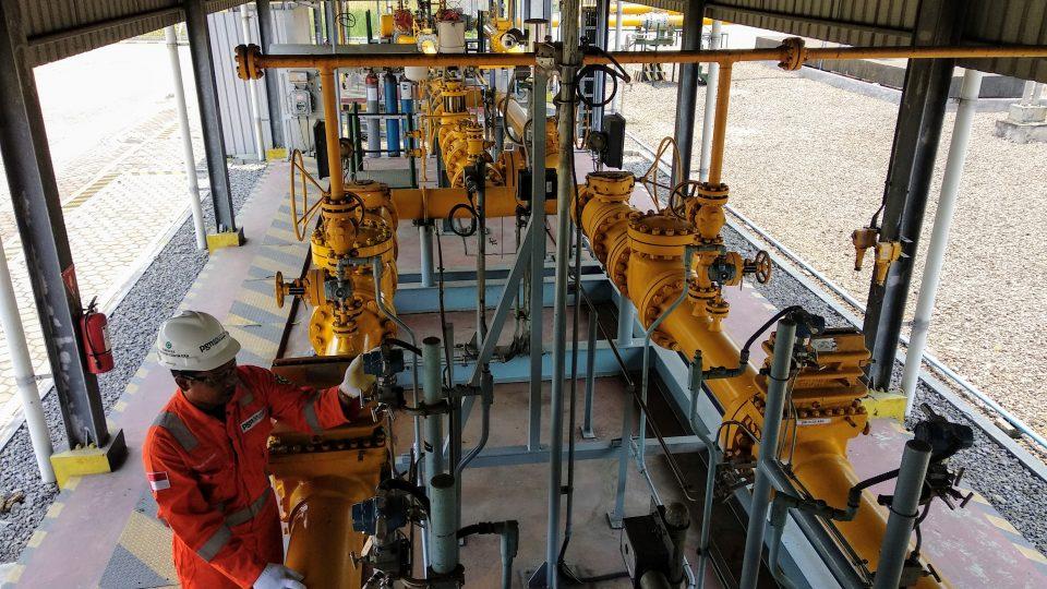 Pemerintah Evaluasi Formula Harga Gas
