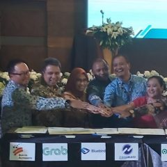 21 Badan Usaha Gotong Royong Kembangkan Infrastruktur dan Kendaraan Listrik