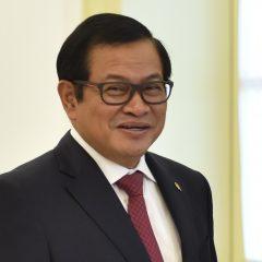 Pramono Anung Calon Kuat Menteri ESDM?