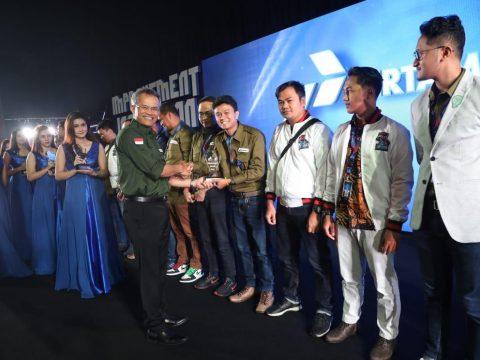 PEP Asset 4 Jadi yang Terbaik di IIA 2019