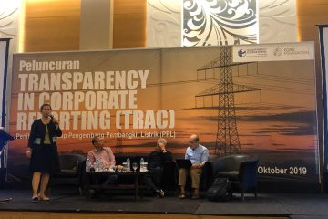 Mega Proyek 35 Ribu MW Masih Rentan Korupsi