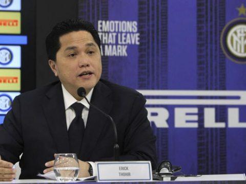 Pertahankan Aloysius, Erick Thohir Rombak Deputi Kementerian BUMN