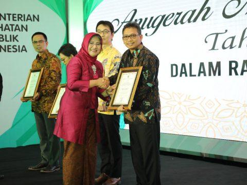 'Pantas Pentas' Pertamina EP Sangasanga Raih Mitra Bhakti Husada Award