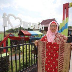 Bu Dewi, Desa Wisata Binaan Pertamina EP di Sumatera Selatan Berkelas Nusantara