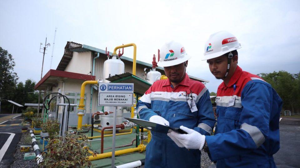 Menuju Jargas 50 Ribu KK, Pertamina EP Prabumulih Hemat Subsidi Rp35 Miliar Per Tahun