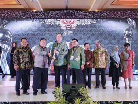 Pengelola Tambang Martabe Sabet Peringkat Platinum di Ajang ASRRAT 2019