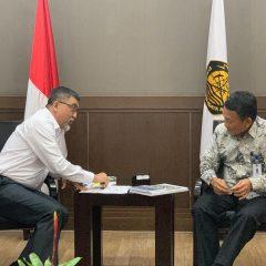 Bertemu Menteri ESDM, Thorcon Optimistis Bisa Realisasikan Pembangkit Thorium