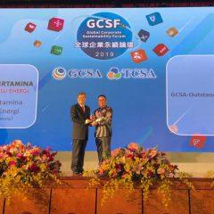 """Berdayakan Masyarakat Adat Minoritas Suku Anak Dalam, PHE Raih Penghargaan Internasional """"Outstanding Practice Award"""""""
