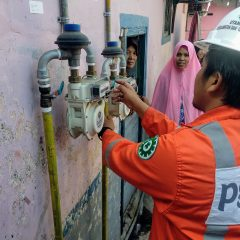 PGN Mulai Alirkan Gas ke 4.743 Sambungan Jargas di Dumai