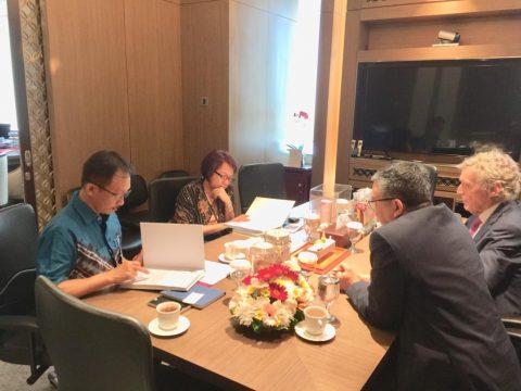 Studi Persiapan Implementasi Pembangkit Thorium, Thorcon Gandeng PLN