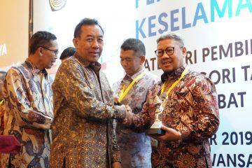 PHE Raih Lima Penghargaan Patra Nirbhaya Karya 2019