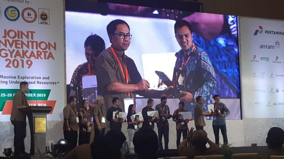 Inovasi Sistem Penyimpanan Data Operasi Pertamina EP Terbaik di Joint Convention 2019