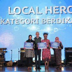 Pertamina EP Borong Penghargaan Local dan PROPER Hero