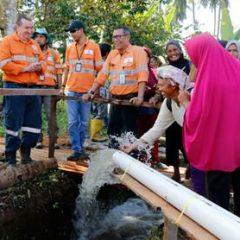 Dorong Kesejahteraan Petani Lokal, Cucu Usaha United Tractors Bangun Infrastruktur Jembatan