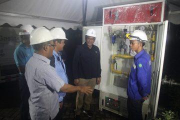 PGN Injeksi CNG, Pastikan Pasokan Gas Rumah Tangga di Jakarta Timur Aman
