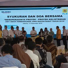 PLN Unit Induk Jawa Barat Tuntaskan Proyek Senilai Rp12,6 Triliun