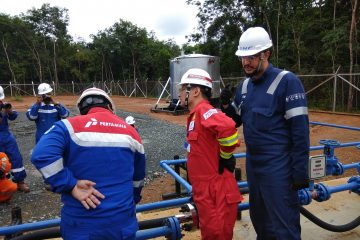 Repsol Minat Garap EOR Full Scale Pertamina EP di Tanjung