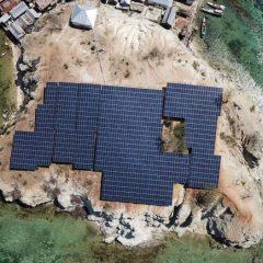 Iqra Syaifullah, Berbakti Menjaga Operasi PLTS Pulau Messah