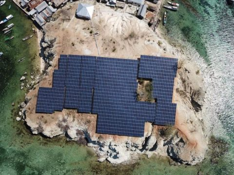 Proyek PLTS Bukit Asam Masih Terganjal