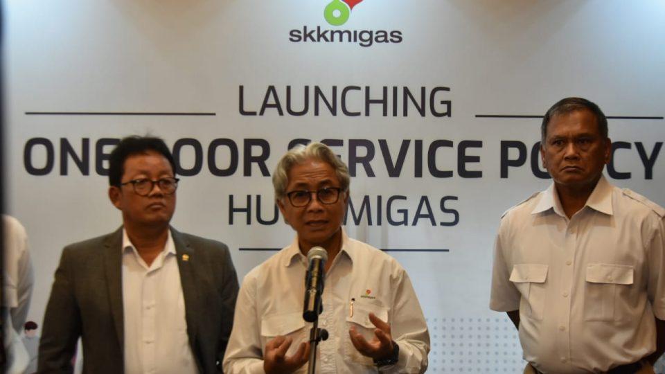 Kejar Percepatan Perizinan, SKK Migas Mulai Layanan One Door Service Policy