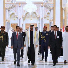Uni Emirat Arab Komitmen Investasi Energi Rp314,9 Triliun