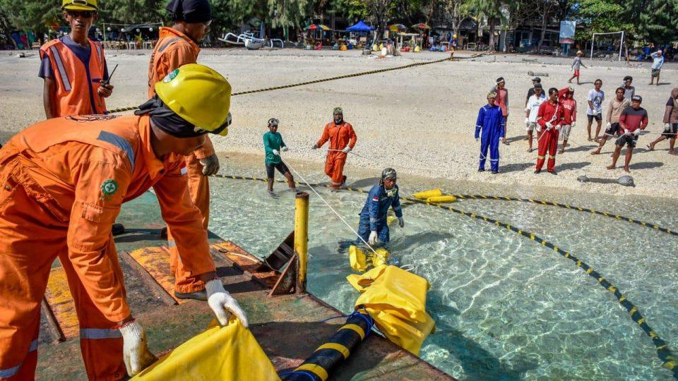 PLN Gunakan Kabel Laut Dukung Pariwisata Tiga Gili di NTB