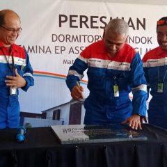 Pertamina EP Operasikan Asrama Pekerja Donggi Matindok Field
