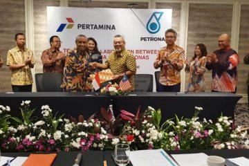 Pertamina–Petronas Sepakati Jual Beli Minyak Mentah dan Produk Senilai US$500 Juta