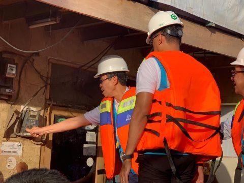 Kerahkan 2.838 Personil, PLN Pulihkan Kondisi Gardu Listrik di Daerah Terdampak Banjir