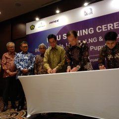 Beli Gas Masela, PLN dan Pupuk Indonesia Teken Kesepakatan dengan Inpex