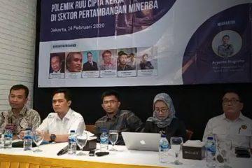 Omnibus Law Sektor Pertambangan Perlu Aspirasi Publik