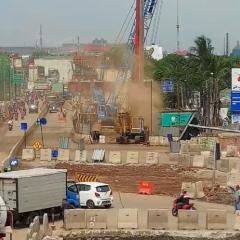 Pipa PGN di Cakung Bocor, Pasokan Gas ke Industri dan Pembangkit Listrik Terganggu