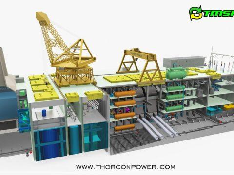 Thorcon Tetap Lanjutkan Pengembangan Pembangkit Thorium