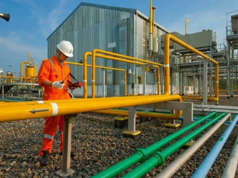 Pelanggan Industri Sumatera Bagian Utara Mulai Nikmati Harga Gas US$6 per MMBTU