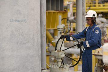 Realisasi Lifting Gas Mei 2020 Hanya 79% dari Target Akibat Pandemi Covid-19