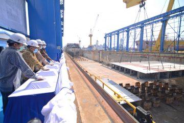 PAL Indonesia Launching Pembangkit Listrik Dual Fuel Barge Mounted Desember 2020