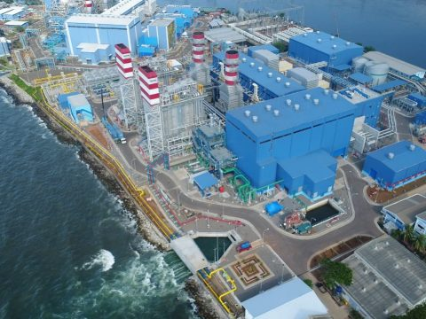 Indonesia Power Ubah Limbah Air PLTGU Priok Jadi Sumber Energi PLTMH