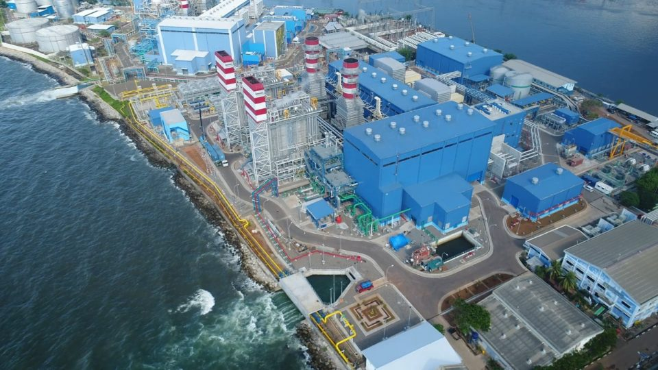 Indonesia Power Ubah Limbah Air PLTGU Priok Jadi Sumber Energi PLTMH