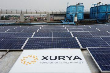 Xurya Daya Ekspansi Pasar PLTS Atap di Luar Pulau Jawa