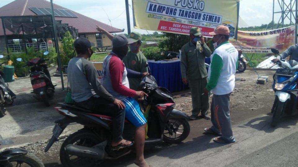 Kampung Ikan Asap Penatarsewu, Kampung Tangguh Semeru di Sidoarjo