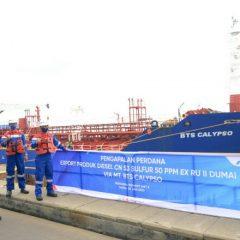 Pertamina Ekspor BBM Standar Euro 4 ke Malaysia