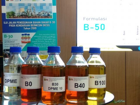 Hingga Semester I, Serapan Biodiesel Baru 43,6%