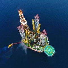 Medco Targetkan Lapangan Paus Biru Mulai Semburkan Gas pada 2022