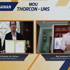 Thorcon Gandeng UNS Kaji Implementasi Teknlogi Nuklir