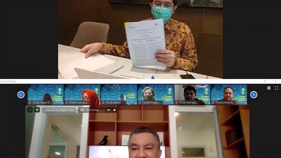 Thorcon International Kerja Sama dengan PLN Enjiniring, Milestone di Bidang Ketenaganukliran