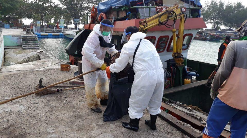 SKK Migas : Ceceran Minyak di Sekitar Pulau Pari Bukan dari Fasilitas Hulu Pertamina