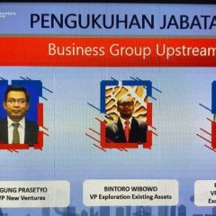New VP's have position at he Pertamina Hulu Energi