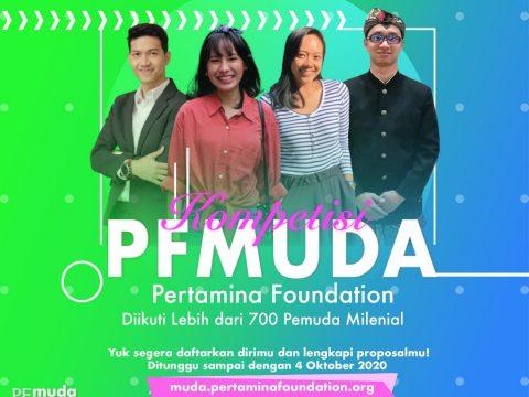 Dorong Aksi Sosial Kreatif, Pertamina Foundation Gelar Kompetisi PFMuda